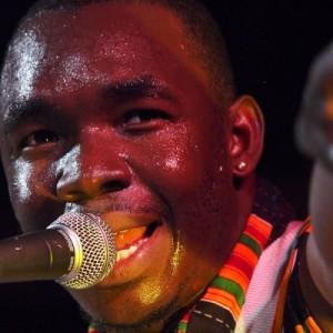 Harouna Dembele - African Percussion Live Performance