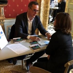 Η τουριστική ταυτότητα της περιφέρειας Κ.Μ. παρουσιάστηκε σε Ιταλούς tour operators