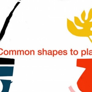 Φίλιππος Θεοδωρίδης: Pop-up show «Common Shapes to play with»