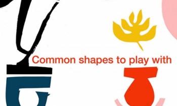 Φίλιππος Θεοδωρίδης: Pop-up show «Common Shapes to play with»