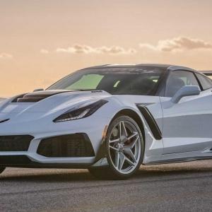 Corvette 900 άλογα!