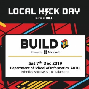 Hackathon «Local Hack Day: Build»