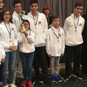 ΣΚΑΚΙ: Ο Φυσιολάτρης Νίκαιας πρωταθλητής Ελλάδας στο ομαδικό μέχρι 16 ετών