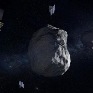 Με τη συμβολή του ΑΠΘ πείραμα στο διάστημα κατά της απειλής αστεροειδών