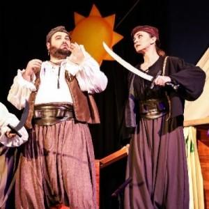 Τελευταίες παραστάσεις για το έργο «ΝΙ ΠΙ, ο τελευταίος πειρατής του Αιγαίου»