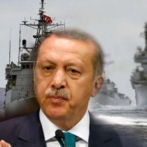Ρίχνει το γάντι στην Ελλάδα ο Ερντογάν: Εχουμε ισχυρό Ναυτικό