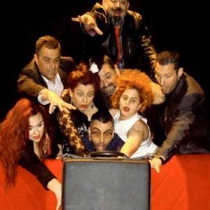 «Ζαμπόν Τυρί Μαγιονέζα» από τη θεατρική ομάδα Θεατροκάπηλοι
