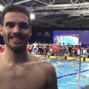 «Χρυσός» στα 200μ Μικτής Ατομικής ο Ανδρέας Βαζαίος με Ευρωπαϊκό ρεκόρ