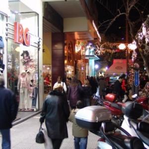 Την ερχόμενη Κυριακή ξεκινάει  το εορταστικό ωράριο καταστημάτων στη Θεσσαλονίκη