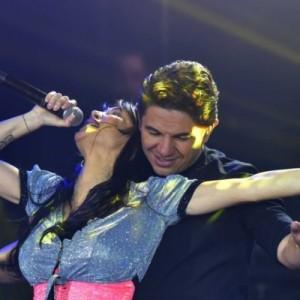 Εντυπωσιακή πρεμιέρα στη Θεσσαλονίκη για Πάολα και Νίκο Κουρκούλη