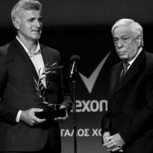 Ο Στέφανος Τσιτσιπάς   κορυφαίος έλληνας αθλητής για το 2019