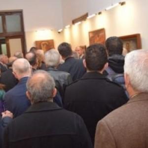 """Λίγες ημέρες ακόμη για την έκθεση """"Σύγχρονες όψεις του Αγίου Δημητρίου στη Θεσσαλονίκη"""""""
