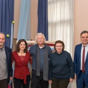 Η Υπουργός Πολιτισμού στο Λαογραφικό και Εθνολογικό Μουσείο Μακεδονίας-Θράκης