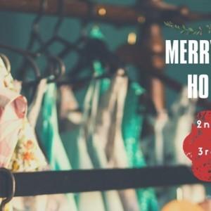 Merry Vintage Ho Ho Ho! Pre-Christmas vintage bazaar!