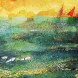 Έκθεση «By the Sea» της Ειρήνης Κανά