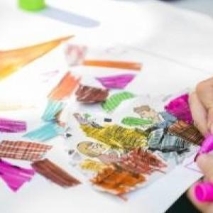 Μικροί καλλιτέχνες εν δράσει στην Τεχνόπολη δήμου Αθηναίων