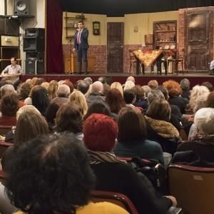 Δύο παραστάσεις παρουσιάστηκαν στο Δήμο Αμπελοκήπων-Μενεμένης.