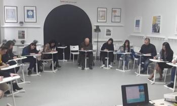 Δημόσια Ομιλία - Εισηγητής Ενηλίκων στο Κέντρο Δια Βίου Μάθησης της Χ.Α.Ν.Θ.