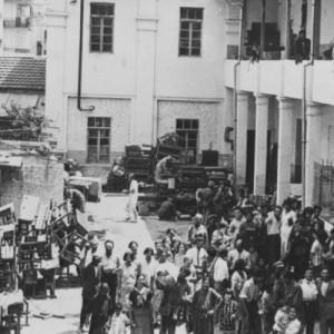 Αποκαλυπτήρια Στήλης Μνήμης του εβραϊκού συνοικισμού Κάμπελ (1927-1931)