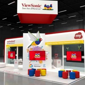 Η ViewSonic παρουσίασε λύσεις εκπαιδευτικής τεχνολογίας στη BETT 2020