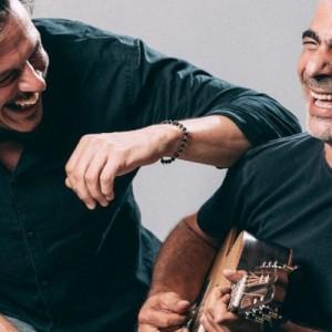 Δημήτρης Μυστακίδης και Christian Ronig στο Club του Μύλου
