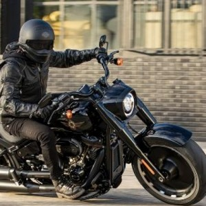 Harley-Davidson Fat Boy 30th Anniversary