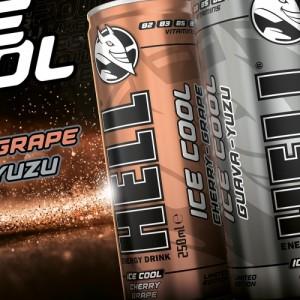 Η HELL ENERGY παρουσιάζει 2 νέες Ice Cool  limited edition γεύσεις