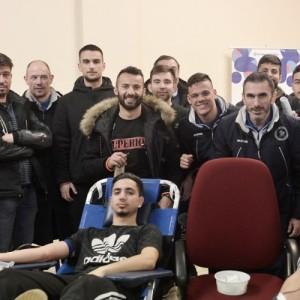 Με αυξημένο ενδιαφέρον η Εβδομάδα Εθελοντικής Αιμοδοσίας στο δήμο Νεάπολης-Συκεών