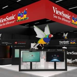 Η ViewSonic  στην ISE 2020
