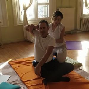 Σεμινάρια Thai Massage στη Χ.Α.Ν.Θ.