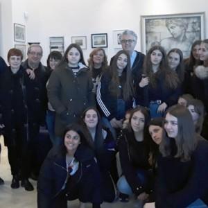 Ιταλοί μαθητές από την πόλη Κιέτι  στο δήμο Νεάπολης-Συκεών