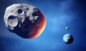 Τεράστιος αστεροειδής προσεγγίζει τη Γη