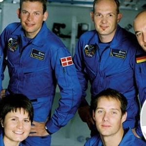 Zωντανά συζήτηση με αστροναύτες για την απομόνωση λόγω κορωνοϊού