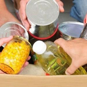 Διανομή τροφίμων  ΤΕΒΑ κατ' οίκον