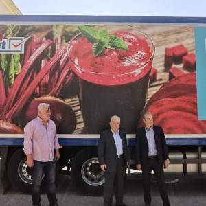 Δωρεά προιόντων από σούπερ μάρκετ στο Κοινωνικό Παντοπωλείο Αμπελοκήπων-Μενεμένης