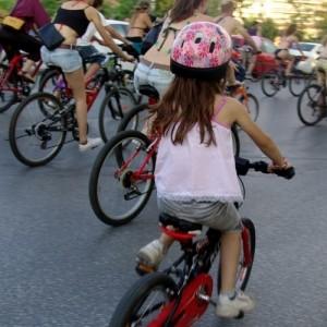 Κ. Ζέρβας : «Yπετριπλασιάζουμε το δίκτυο των ποδηλατοδρόμων»