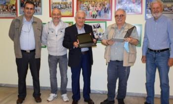 Παράδοση ψηφιακού εξοπλισμού σε σχολεία του Δήμου Αμπελοκήπων-Μενεμένης