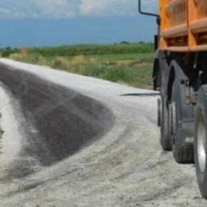 Εργα επισκευών  του αγροτικού οδικού δικτύου   Ημαθίας
