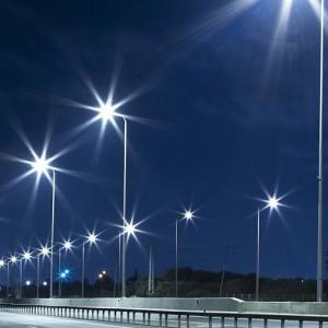 Αναβάθμιση του ηλεκτροφωτισμού στο οδικό δίκτυο της Περιφέρειας Κεντρικής Μακεδονίας