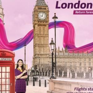 Ο Ινδικός αερομεταφορέας VISTARA ξεκινάει πτήσεις στην Ευρώπη