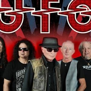 UFO «Last Order Tour» στο Principal Club Theater