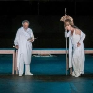 «Οδυσσέως σχεδία» στο Θέατρο Πέτρας και σκηνοθεσία Γιάννη Μαργαρίτη