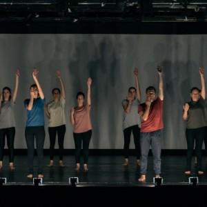 Σεμινάριο σύγχρονου χορού και χορευτικού αυτοσχεδιασμού με τη Νάντια Παλαιολόγου