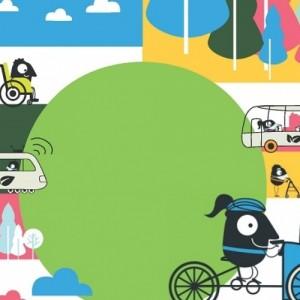 «Μετακινήσου υπεύθυνα!» στο πλαίσιο της Ευρωπαϊκής Εβδομάδας Κινητικότητας 2020