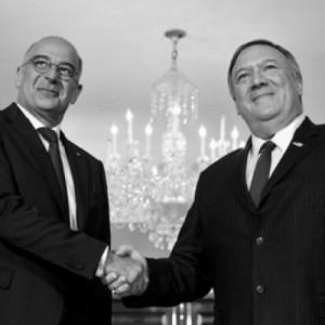 Στη Θεσσαλονίκη ο υπουργός Εξωτερικών των ΗΠΑ  Μάικ Πομπέο