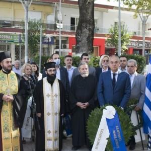 Εκδηλώσεις μνήμης  της γενοκτονίας του Μικρασιατικού Ελληνισμού