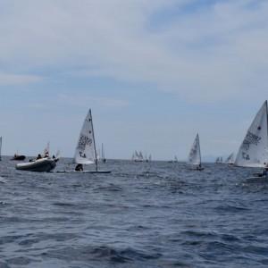 Tο Πανελλήνιο Πρωτάθλημα LASER 4.7. στην Καλαμαριά
