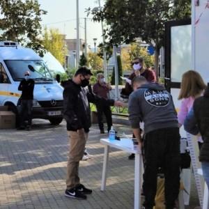 Δωρεάν τεστ ταχείας ανίχνευσης κρουσμάτων κορονοϊού στο Δήμο Περιστερίου
