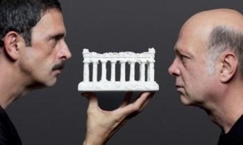 «Ο Κάτω Παρθενώνας» στο Θέατρο Αμαλία σε σκηνοθεσία Βάνας Πεφάνη