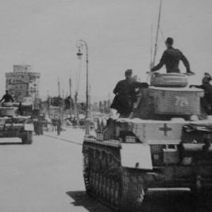 Εκδηλώσεις εορτασμού της επετείου της απελευθέρωσης Θεσσαλονίκης από τα γερμανικά στρατεύματα